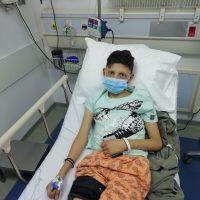 Rafael se simte bine, cancerul este in remisie!
