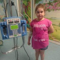 UPDATE 14 Iulie 2019 – Briana a inceput tratamentul cu Revolade – risc de hemoragie interna
