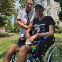 UPDATE 23 August 2019 – Robert a incheiat tratamentul