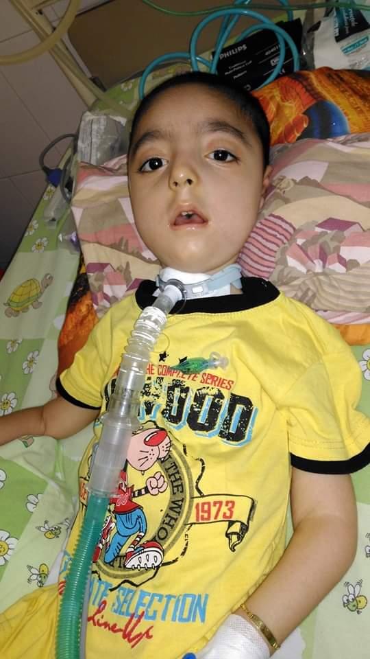 UPDATE 28.09.2020 – Antonio a început tratamentul și se simte mult mai bine