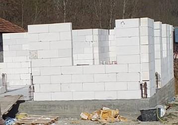 UPDATE 13.04.2021 – Construcția familiei Drăghici prinde contur