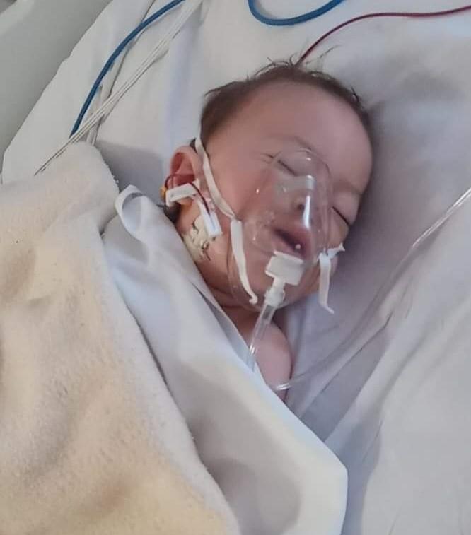 UPDATE 16.06.2021 – Micuțul Matias Berchi a fost operat